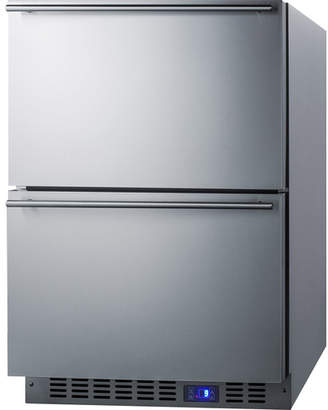 Summit Appliance Summit Built-In 3.54 cu.ft. Frost-Free Drawer Freezer