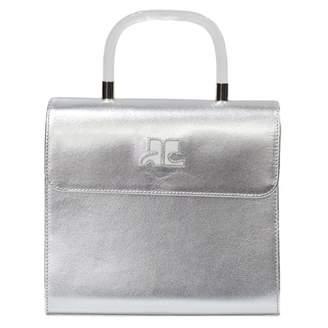 Courreges Leather satchel