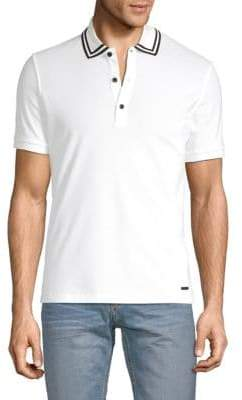 Burberry Classic-Fit Cotton Polo