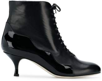 Bella Vita Francesca Bellavita lace-up ankle boots