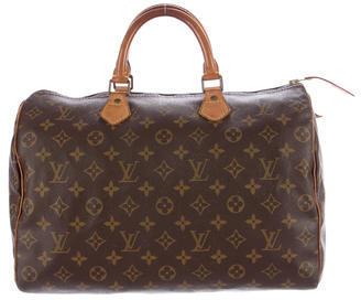Louis VuittonLouis Vuitton Monogram Speedy 35