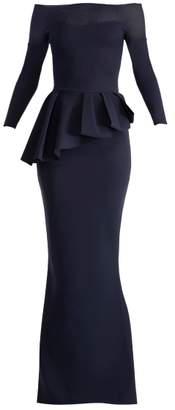 Chiara Boni Nabelle Long Dress