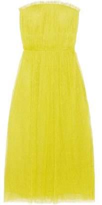 Jason Wu Swiss-Dot Tulle Dress