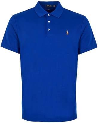 Ralph Lauren Slim Fit Polo - Royal Blue
