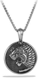 David Yurman Petrvs Lion Amulet