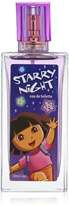 Nickelodeon Dora the Explorer Starry Night by Marmol & Son for Kids - 3.4 oz EDT Spray