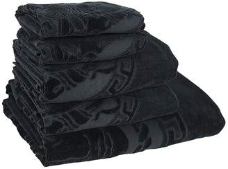 Versace Medusa Classic Set Of 5 Cotton Towels