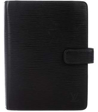 Louis Vuitton Epi Large Ring Agenda Cover