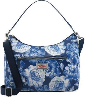 Cath Kidston Peony Blossom Curve Shoulder Bag