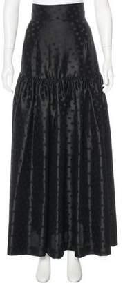 Skirt Satin Maxi