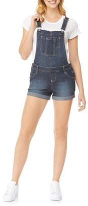 Wallflower Juniors' Denim Shortall