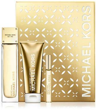 Michael Kors Three-Piece Sexy Amber Deluxe Gift Set