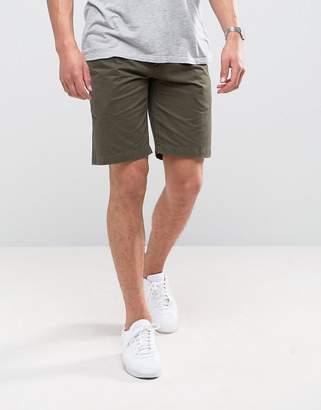 Jack Wills NewBiggin Chino Shorts in Olive