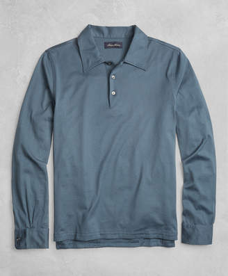 Brooks Brothers Golden Fleece Long-Sleeve Polo Shirt
