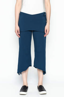 Made on Earth Skirted Crop Pant