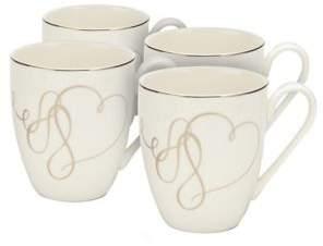 Mikasa Love Story Mug Set Of 4
