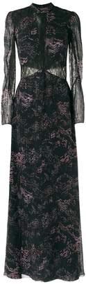 Tufi Duek silk gown
