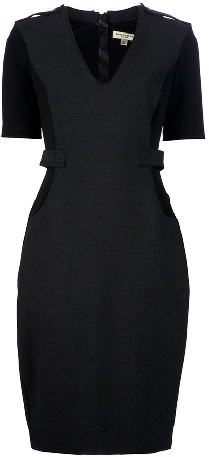 Burberry tailored dress