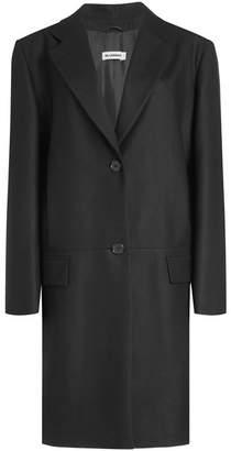 Jil Sander Virgin Wool Coat