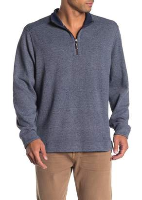 Tommy Bahama Half Zip Pullover Sweater