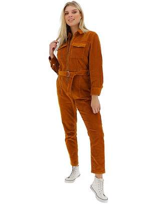 Liverpool Stretch Cord Boilersuit