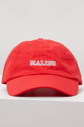 Private Party Cotton Malibu cap