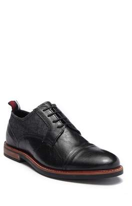 Ben Sherman Brent Cap Toe Leather Derby