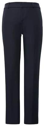 Banana Republic Avery Straight-Fit Machine-Washable Bi-Stretch Ankle Pant