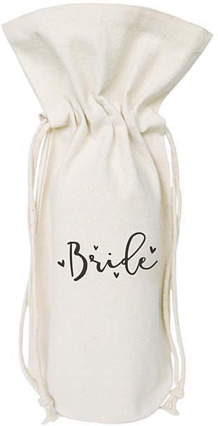 Natural 'Bride' Gift Bag
