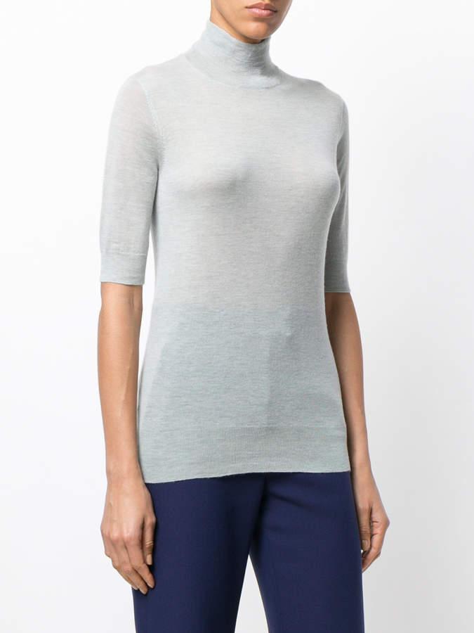 Joseph fine-knit turtleneck sweater