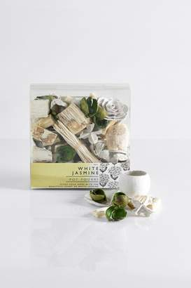Next White Jasmine Pot Pourri - White