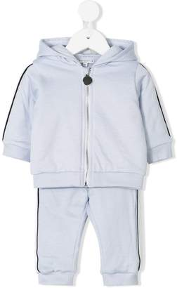 Givenchy Kids zipped jacket and track pants set