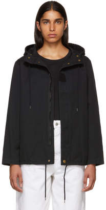 A.P.C. Black Paintball Coat