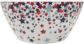 Americana Celebrate Together Star Cereal Bowl