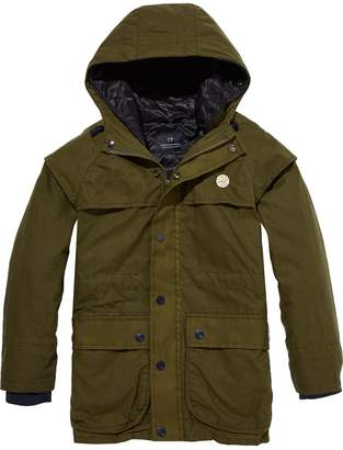 Scotch & Soda Coated Parka