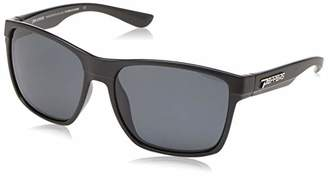 Pepper's unisex-adult Starlock Polarized Oval Sunglasses
