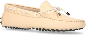 Tod's Laccetto Nuovo Gommini Driving Shoes