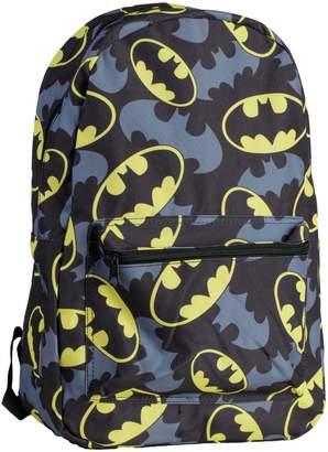 Bioworld Merchandising / Independent Sales Mens Batman Bat Symbol Backpack