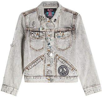 Marc Jacobs Embellished Denim Jacket