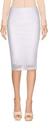 Frankie Morello Knee length skirts