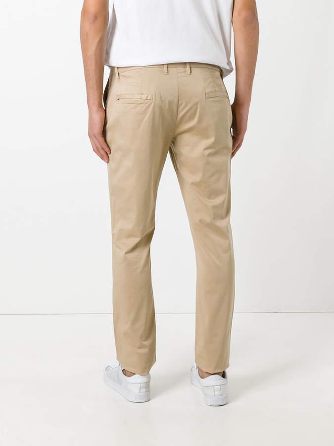 Armani Jeans plain chinos