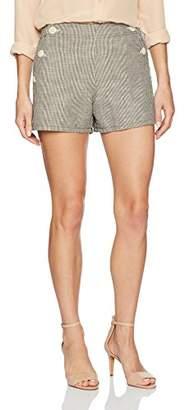 Trina Turk Women's Maura Striped Sailor Short