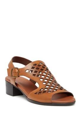 Munro American Martie Lasercut Sandal - Multiple Widths Available