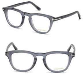 Tom Ford Blue Block Square Glasses