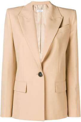 Givenchy front buttoned blazer