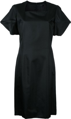 Comme des Garcons Pre-Owned exaggerated sleeve dress
