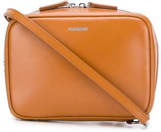 Jil Sander structured cross body bag