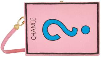 Olympia Le-Tan Olympia Le Tan Chance Card Clutch Bag