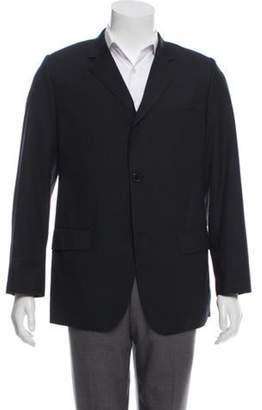 Louis Vuitton Wool Pinstripe Blazer multicolor Wool Pinstripe Blazer