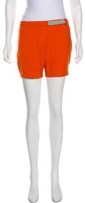 Diane von Furstenberg Boydion Mini Shorts